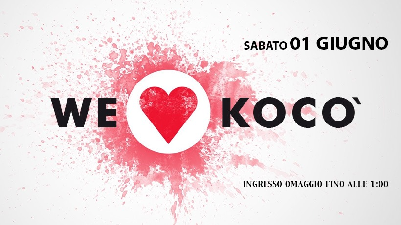 WE LOVE KOCO